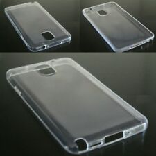 ✔Ultra-Slim Samsung Galaxy Note 3,Schutzhülle,Case,TPU,Cover,Transparent / Klar✔