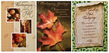 Thanksgiving Fall Blessings Cards Envelopes American Greetings Tender Thoughts