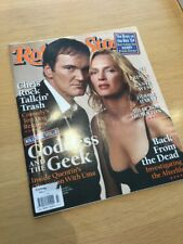 ROLLING STONE MAGAZINE * 947 * KILL BILL 2 Quentin Tarantino Uma Thurman 2004