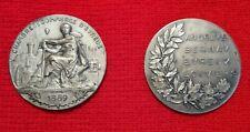 Médaille de la Chambre de commerce d'Evreux, Bernay, Louviers, Les Andelys