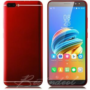 3G GSM Unlocked Android 7.0 Cell Phone Dual SIM Dual Standby 6 Inch Smartphone