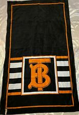 BURBERRY  Towel Black 185 x 110cm