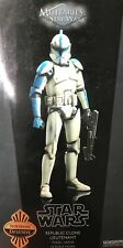 star wars sideshow exclusive republic clone lieutenant phase 1 armor 1:6 Figure
