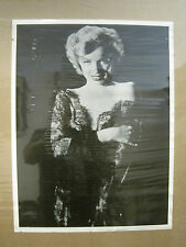 vintage Marilyn Monroe Poster black and white poster 3346
