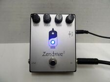 Vtg Hermida Audio Zendrive 2 II Tube Overdrive Distortion Pedal D umble in a Box