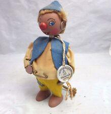 Niptrollet Solleftea Lions Club Sweden Troll doll. Signed Nea