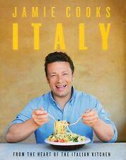 Jamie Cooks Italy By Jamie Oliver Ultimate Italian Cookbook Hardback NEW