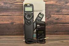 Pixel TW-283 Wireless Timer Remote Control For Nikon