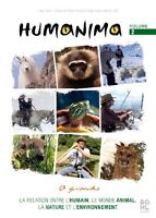 "COFFRET 2 DVD NEUF ""HUMANIMA - VOLUME 2"" serie documentaire animaux"
