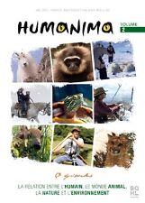 "COFFRET 2 DVD NEUF ""HUMANIMA - VOLUME 2"" serie documentaire animaux"