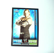 CARTE DE CATCH SLAM ATTAX SMACK DOWN JEFF HARDY