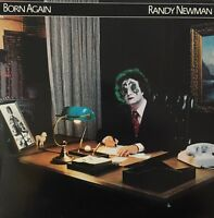 RANDY NEWMAN Born Again 1979 (Vinyl LP)