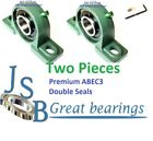 (Q.2) Pillow block bearing UCP205-16 Premium double seals ABEC3 1 bore UCP205 16
