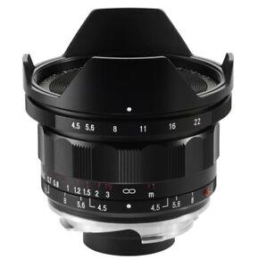 Voigtländer Super Wide Heliar 15mm 4.5 VM ASPH. Typ III für Leica M Einzelstück