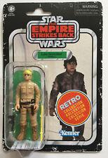 """Star Wars Colección Retro-Luke Skywalker: Bespin Figura de Acción 3.75"""" - Nuevo"""