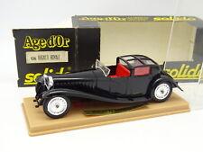 Solido 1/43 - Bugatti Royale
