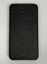 MAZDA MX5 / EUNOS MK1 BLANKING / BLANK PLUG / PLATE / CAP. DASHBOARD. BLACK