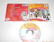 CD toggo Music 21 22. tracks peter Fox Katy perry DJ ötzi rihanna givre 10/15