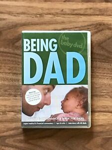 Being Dad: A Guide To Pregnancy & Birth For Dads DVD