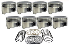 Speed Pro Chevy 305/5.0 Cast Pistons/8 + Rings Kit standard
