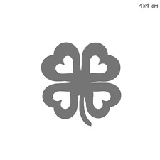 10 Clover Body Stickers in Set