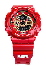 CASIO G-Shock G Shock Armbanduhr GA-110GB Iron Man Edition Neu & Ovp -GB Rot
