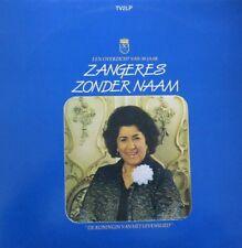 ZANGERES ZONDER NAAM - EEN OVERZICHT VAN 50 JAAR  - 2 LP