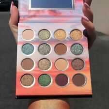 BH cosmetics GOLDEN TWILIGHT PALETTE!! NEW BRAND!! SOLD OUT!! 16 COLOR SHADOW