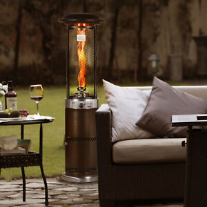 Bali Outdoors 36000BTU Commercial Outdoor LP Propane Gas Patio Heater Standing