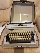Vintage Adler Gabriele 25 Portable Typewriter Made In West Germany
