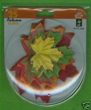 """""""Autumn Silk Leaves"""" Hot Off The Press"""