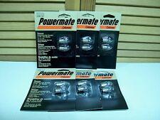 TWELVE! COLEMAN Powermate XENON Flashlight BULBS 4.7v  XPR13 NEW in SEALED Packs
