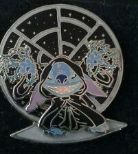 Disney Star Wars Fan Club Stitch as Emperior Palpatine Pin