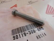 Honda CB 550 four 650 750 SC boldor tornillo tensor de cadena screw Chain adjuster