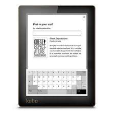 Kobo Aura 4GB, Wi-Fi, 6in - Black