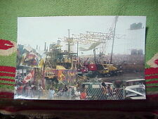 WOODSTOCK ROCK FESTIVAL POSTCARD 1969 Scene From YASGUR'S FARM Bethel NY