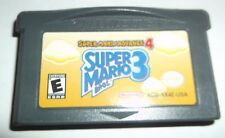 Super Mario Adv 4: Super Mario Bros 3 (Nintendo Game Boy Advance) CARTRIDGE ONLY