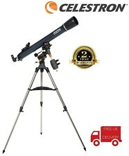 Celestron AstroMaster-90 AZ 90mm 3.5 90mm Refractor Telescope Kit (UK Stock)