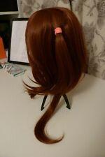 Nana Ebina Himouto! Umaru-chan Mahogany Red Short Cosplay Wig