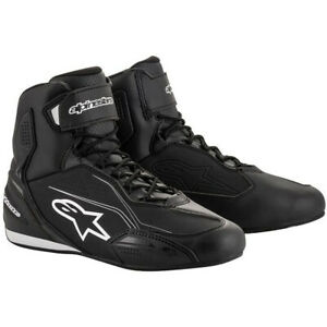 ALPINESTARS FASTER V3 MOTORCYCLE BOOTS RIDE RIDING SHOES SIZE 8 9 10 11 12 13 14