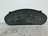 BMW E36 328 6 cylinder speedo instrument cluster working fits 320 323 328 175k