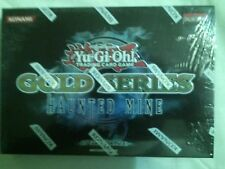 YuGiOh 1x 2012 GOLD Series 5 Haunted Mine Mini Box Factory Sealed Yu-Gi-Oh