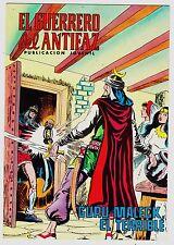 EL GUERRERO DEL ANTIFAZ (Reedición color) nº: 192.  Valenciana, 1972-1978.