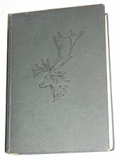 Vintage THE BOOK OF WOODCRAFT Ernest Thompson 1923 HC Hardcover