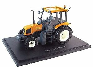 RENAULT ERGOS 100H 2004, 1/43 IXO ALTAYA DIECAST TRACTOR COLLECTOR'S MODEL ,NEW