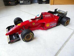 Ferrari 412 T2 Michael Schumacher #1 1996 1/18 MINICHAMPS F1 With Mechanism