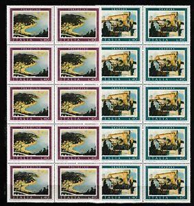 s35005 ITALIA DEALER STOCK 1974 MNH Turistica 2v (x 10 sets)