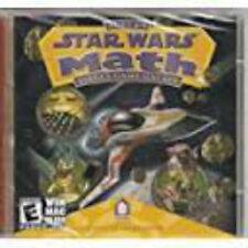 Star Wars Math: Jabba's Game Galaxy Computer Game