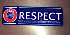PARCHE PATCH RESPECT 20012-2017