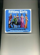 FIFTIES GIRLS - ALMA COGAN KAY STARR DORIS DAY RUBY MURRAY - 3 CDS - NEW!!
